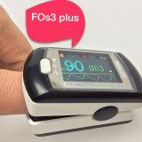 Fos Meditech3 Plus Histograma de pulso oxímetro e visualização da onda de SpO2