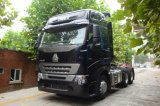 Het Hoofd van de Tractor van de Vrachtwagen van de Aanhangwagen HOWO van Sinotruck 420HP van Cnhtc A7 6X4