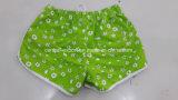 Signora modellata poliestere elastico pieno Board Short Swimwear della vita di Oeko-Tex
