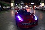 Nova bateria 12V Kids brinquedos carros eléctricos, as crianças viajem no aluguer de carro para crianças