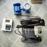 Medidor de fluxo eletromagnético / magnético para lodo, esgoto, celulose, águas residuais
