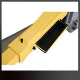 Levage hydraulique de véhicule de plaque d'étage de deux postes