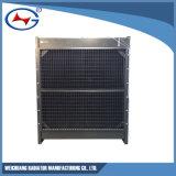 12V190-800kw-4: Radiador del agua para el conjunto de generador de Jichai