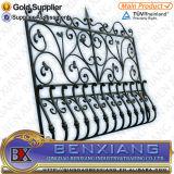 Загородка Metel конструирует загородку стали покрытия силы загородки ковки чугуна
