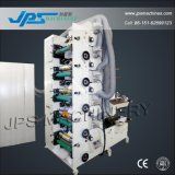 Maquinaria de impresión auta-adhesivo de la escritura de la etiqueta de la etiqueta engomada del rodillo de Jps420-5c-B