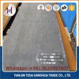Hohe Stahlplatte des Mangan-X120mn12