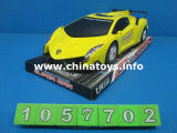 Friction Cartoon Toy Plastic Car pour enfant avec En71 (1057706)