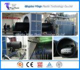 Машина штрангя-прессовани водоотводной трубы замотки стены огромного диаметра пластичная полая
