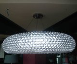 فندق مشروع ردهة كبيرة أكريليكيّة يعلّب مصباح ([د800234])