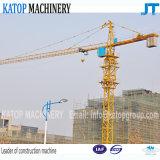 2017建築現場のための低価格Qtz63-PT5610のタワークレーン