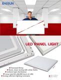 6060/30120 Ugr<19 120lm/W Panel de luz LED de alimentación de emergencia