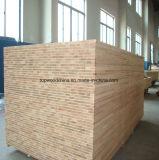 Rood Eiken Vernisje Blockboard (ingevoerde falcatakern)