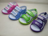 Sandali molli di sport di EVA di sicurezza dei bambini (21jk1416)