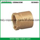 La bague en bronze de qualité personnalisé /Red Bague en laiton (AV-QT-1004)