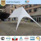 La maggior parte di grande tenda di campeggio esterna alla moda della stella del PVC (FX-1014)