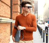 Los hombres Cashmere Sweater con cuello V (13brdm001-6)