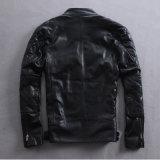 Novo Estilo de camurça jaqueta de Motor para roupas do homem