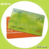Collants et cartes de Nfc avec la puce Ntag216 (GYRFID)