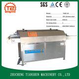 Secador elevado do ar do fluxo e máquina de secagem dos pacotes do alimento