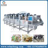連続的な果物と野菜の気流の網ベルトの乾燥機械
