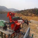 O carvão, Ouro, Zircon, separação de minério de tungsténio Use Calibre / Máquina Jigger