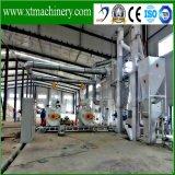 5 Ton/H, производственная линия лепешки ISO/Ce деревянная для пожара биомассы