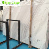 Boa qualidade Valakas White Stone Marble for Building Wall
