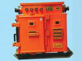 Prueba de explosión de minas de dispositivos de control de frecuencia variable