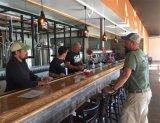 レストランのBrewpubsのホテルのための200Lクラフトビール醸造装置