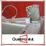 Acessórios de alumínio do painel de acesso com fechamento e suportes do impulso