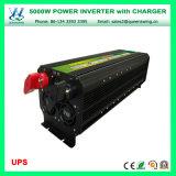 Inverseur de pouvoir de véhicule d'UPS de C.C 5000W avec le chargeur (QW-M5000UPS)