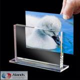 la radura di 10mm 12mm ha lanciato lo strato acrilico per il blocco per grafici della foto