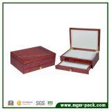 Dom de madeira clássico de alta qualidade para caixa de acondicionamento e armazenamento
