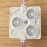 アルミニウムPCBが付いているLEDのバックライト1.44WのABS射出成形LEDのモジュール