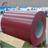 Высокое качество Китая Prepainted гальванизированная стальная катушка