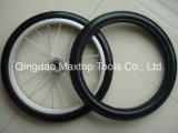 Maxtop Jiaonan Flat Free PU Foam Wheel