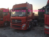 (RHD disponible) FAW HOWO JAC Shacman Dongfeng Beiben Foton Camion d'occasion