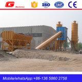 60m3 Concrete het Mengen zich van het Type van riem Installatie voor Verkoop (HLS60)