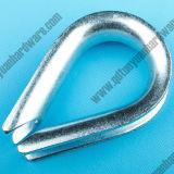 철사 밧줄을%s DIN6899b 탄소 강철 골무