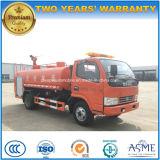 Dongfeng 6 바퀴 물 소방차 트럭 트럭 6000 리터 화재 싸움