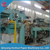 長網抄紙機によって波形を付けられるFlutはさみ金のペーパーは機械ずき紙の生産の機械装置の産業製造業者をリサイクルする