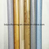 3メートルの幅/高品質1.6mmのホーム屋内使用法のための商業ビニールのフロアーリング/
