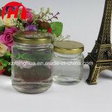 Bottiglia di vetro dell'ostruzione di sicurezza alimentare di memoria del miele all'ingrosso della radura