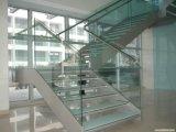 Clea закаленного стекла на поручне