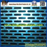Metallo perforato del foro oblungo di alta qualità (fornitore)