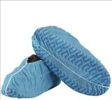 Coperchio/protezioni antisdrucciolevoli a gettare blu non tessuti caldi del pattino di vendita