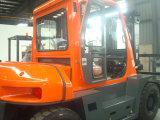 dieselbetriebener Gabelstapler des Dieselgabelstapler-6.0ton mit Kabine (FD60)