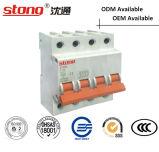 Автомат защити цепи MCB 4p вакуума нового продукта Stcb-1 миниый