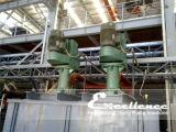 Centrífugas vertical de alta eficiência das bombas de pasta líquida (EVM 65 anos Q)