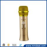 De Karaoke Bluetooth die van Mmd028 KTV Draadloze Microfoon registreert